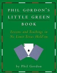 "Gordon ""Little Green Book of Poker"""